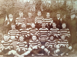 East Budleigh FC 1906-07