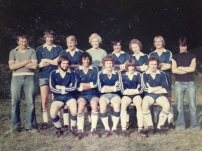 East Budleigh 2nd 1975-76