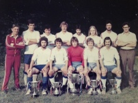 East Budleigh 1st 1975-76