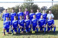 East Budleigh 1st 2016-17